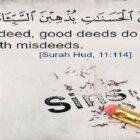 Consistent Good Deeds | Good Deeds Erase Bad Deeds