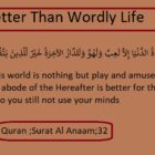 Life Of This World Is Nothing But Play And Amusement