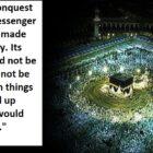 Allah Has Made This Town (Makkah) A Sanctuary