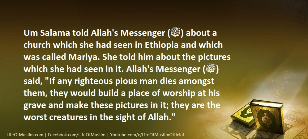 It Is Permissible To Offer As-Salat In A Church Or In A Temple ?